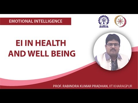 EI in Health and Well Being