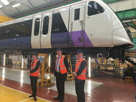 East Anglia rail service