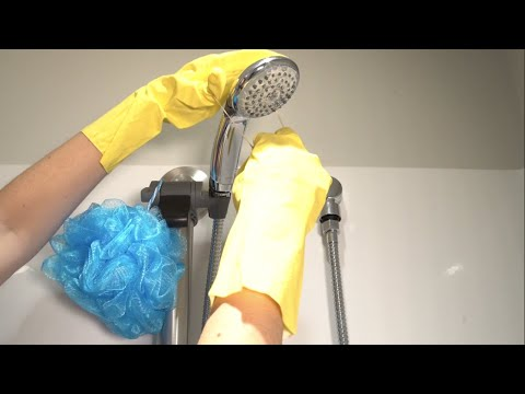 Quick Fix: How to Remove Mineral Deposits from Your Showerhead | Allstate Insurance