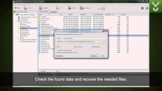 Active File Recovery - Recover lost or deleted files - Download Video Previews