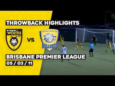 Wolves FC Vs Capalaba Bulldogs - 05/03/2011
