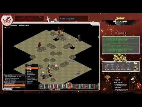 [PvP] All Star Tournament : Last Chance vs. Revanche-OS (Ronde 1)