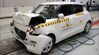 2017 Suzuki Swift   Crash test