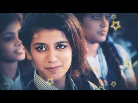 Priya Prakash Varier viral video|| manika malyara puvi video song, manik malyara song, our adar love