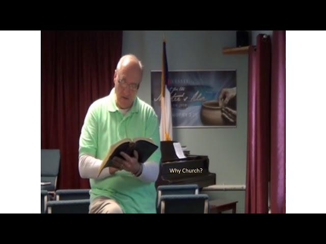 Lifebuilders 10 - Why Church?