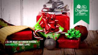 « Silent Night (Accordion Version) » by André Loppe #christmasmusic #christmassongs