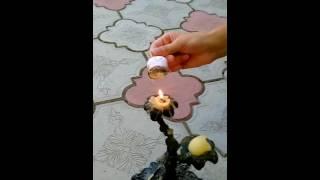 Когда решили пожарить зефир... (реальность👻)