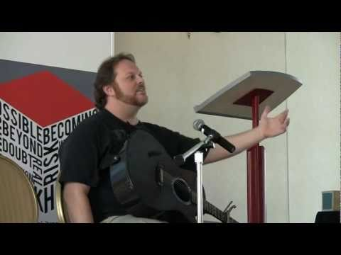 One Human Beings Choice Between Destruction or Creativity: Todd Shea at TEDxPrincetonlibrary