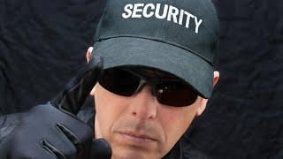 GROSSE BAGARRE ENTRE AGENT DE SECURITE ET GILET JAUNE
