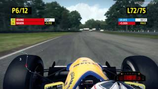 F1 2013 Xbox 360 - F1 Classics Brands Hatch Scenario #2