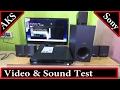 Sony TZ 145 Sound Test by AKS