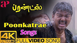Poonkatre Full Video Song 4K | Friends Tamil Movie Songs | Vijay | Surya | Ramesh Khanna | Ilayaraja