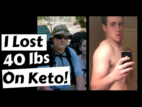 Benefits Of A Keto Diet, Losing 40 lbs in 8 Weeks
