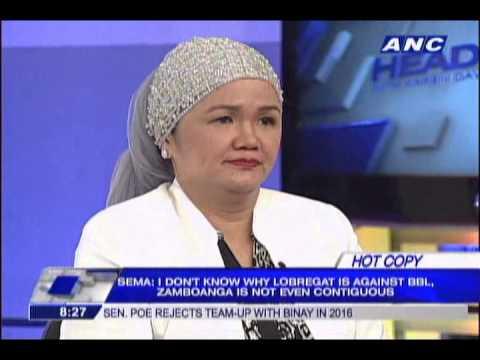 Sema: Bangsamoro should experience life like Metro Manila