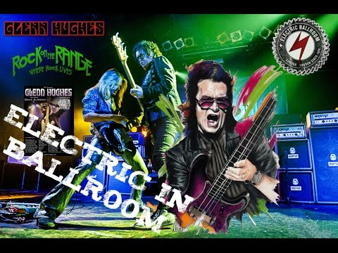 Glenn Hughes  - ELECTRIC IN BALLROOM (Electric Ballroom, London, 1 Nov 15  - Full Show).