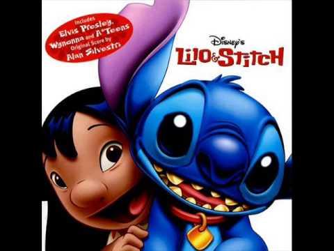 Lilo & Stitch OST - 08 - Hound Dog