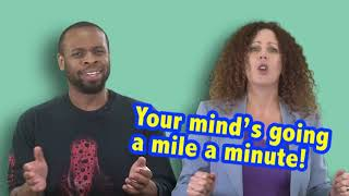 English in a Minute: A Mile a Minute