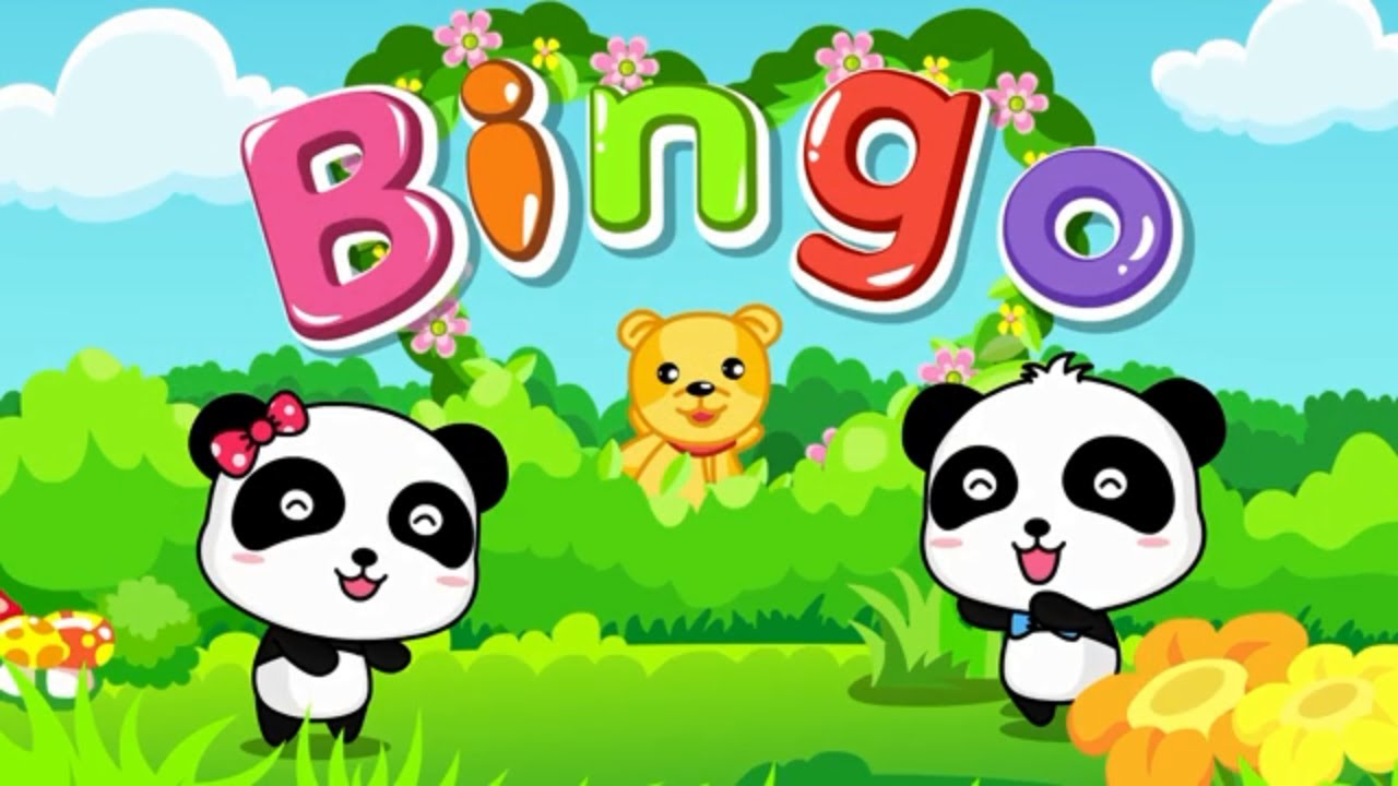 Bingo | Nursery Rhymes | Kids Songs | BabyBus
