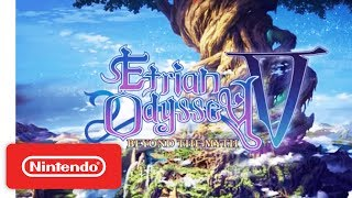 Etrian Odyssey V: Beyond the Myth (Nintendo 3DS) | 'Brave the Yggdrasil Tree' Announcement Trailer