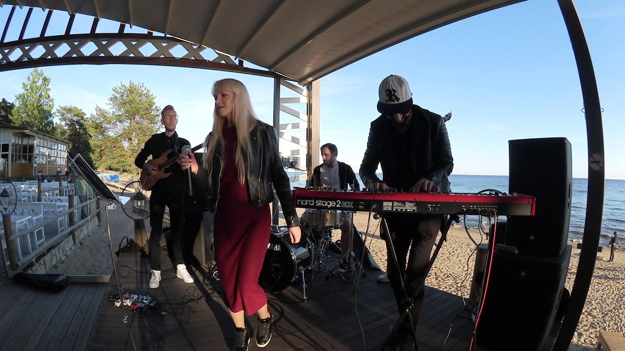 Кавер группа CoverZa - Its my life (lounge version, live 2017)