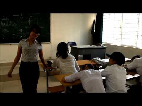 Phim ngắn - Tình yêu học trò lớp 10NT3 ĐH kiến trúc Đà Nẵng