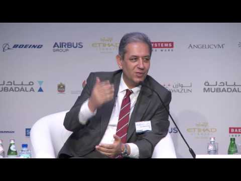 Investment: catalyst for industrialisation? Panel at Global Aerospace Summit 2014
