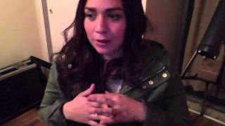 Carla Morrison - Video Blog/Noticias Agosto 2014
