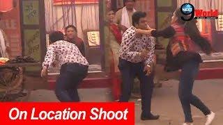 Patiala Babes TV Show Shoot| Behind the Camera Shots| Latest Episode Shoot