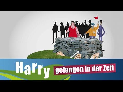 Learn German (A1-B1) | HARRY – gefangen in der Zeit | Episode 84