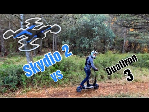 Skydio 2 VS Dualtron 3 - France