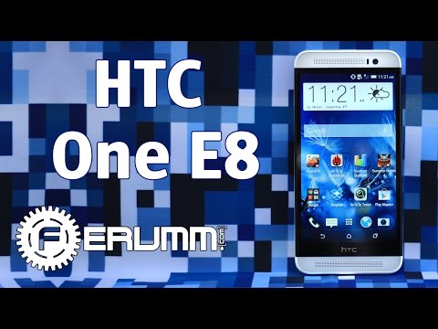 HTC One E8 подробный обзор смартфона. Все особенности гаджета HTC One E8 от FERUMM.COM