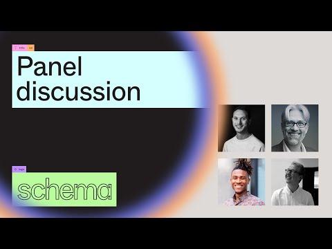 Design systems panel discussion (Schema 2021)