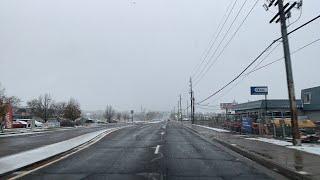 Denver Snow Storm Live