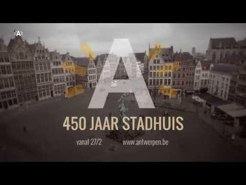 450 jaar stadhuis