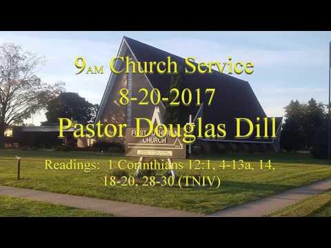 First Lutheran Church, South Sioux City NE August 20, 2017 9AM Service