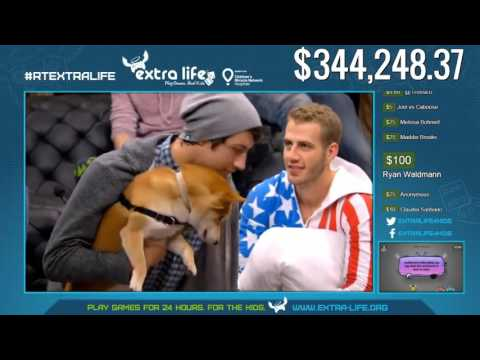 Rooster Teeth's Extra Life Stream 2015 Hour 24 - And That's a Wrap!