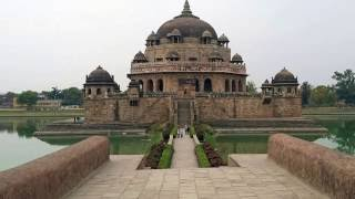 2016 Vacation: India/ Bihar/ Sasaram - Tomb of Sher Shah Suri Video