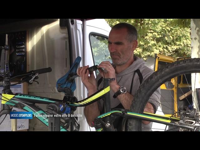 Modes d'emplois - Réparez votre vélo avec Cycl'Éric