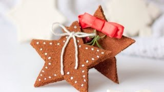 Make Pretty Cinnamon-scented Ornaments - Diy Home - Guidecentral