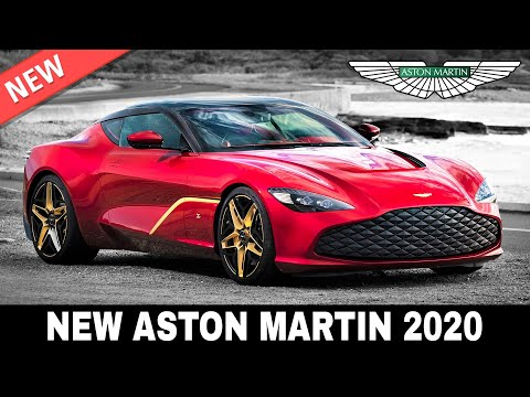 10 New Aston Martin Cars and Vehicles Turning the Company into a Global Luxury Brand