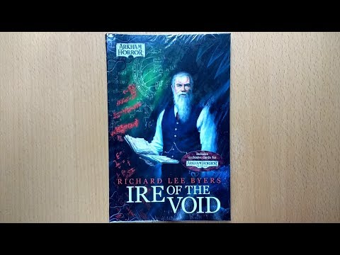 Ire of the Void (Arkham Files) Book Overview - Arkham Chronicle V2
