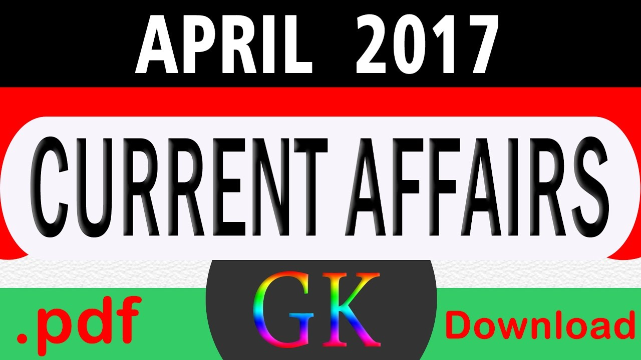 Gk Current Affairs 2013 Pdf