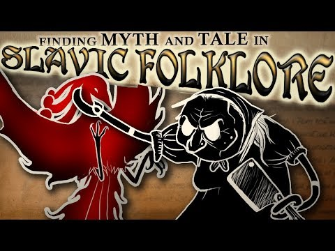 How Baba Yaga Mangles Slavic Mythology €� Slavic Folklore Series