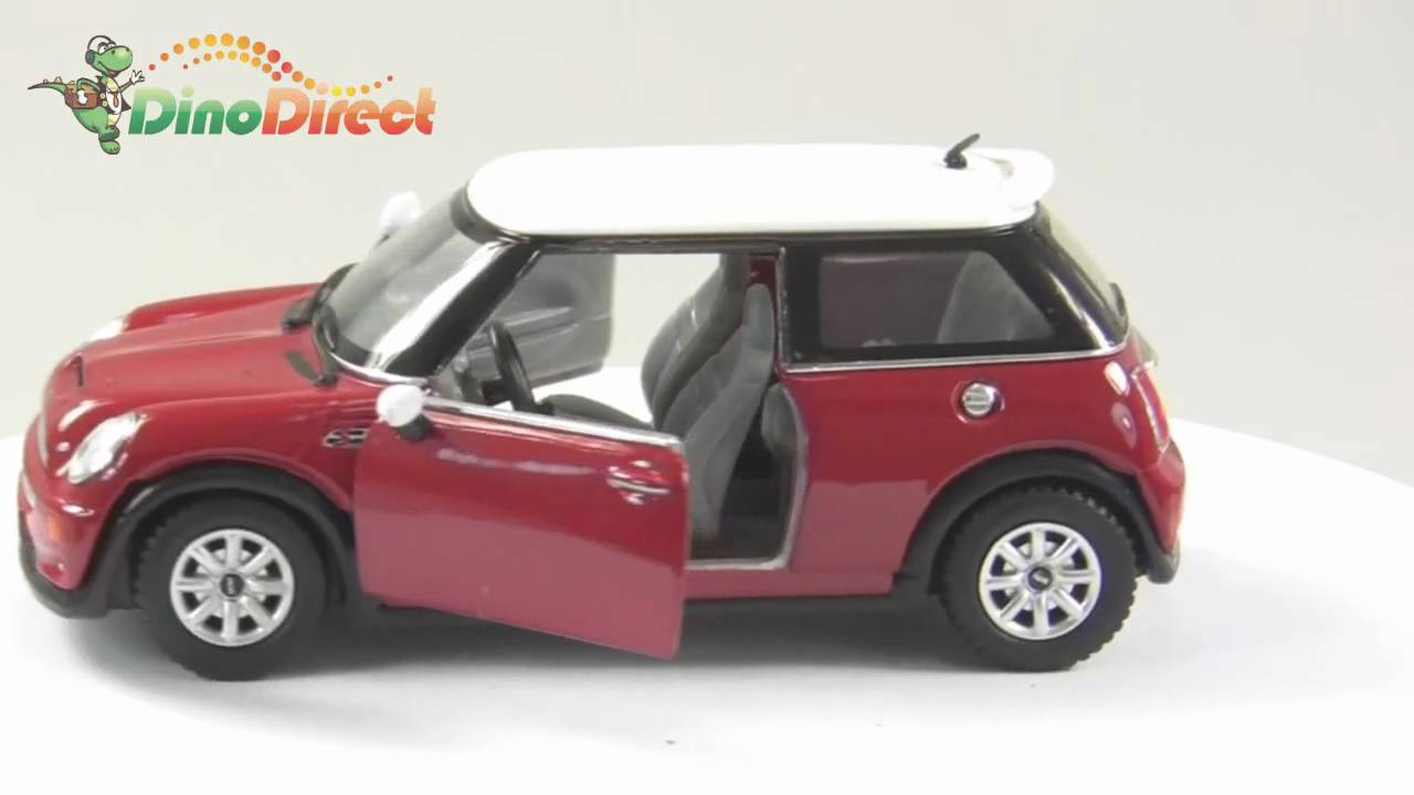 High Precision 1 28 Mini Coopers Alloy Car Model Toy Youtube