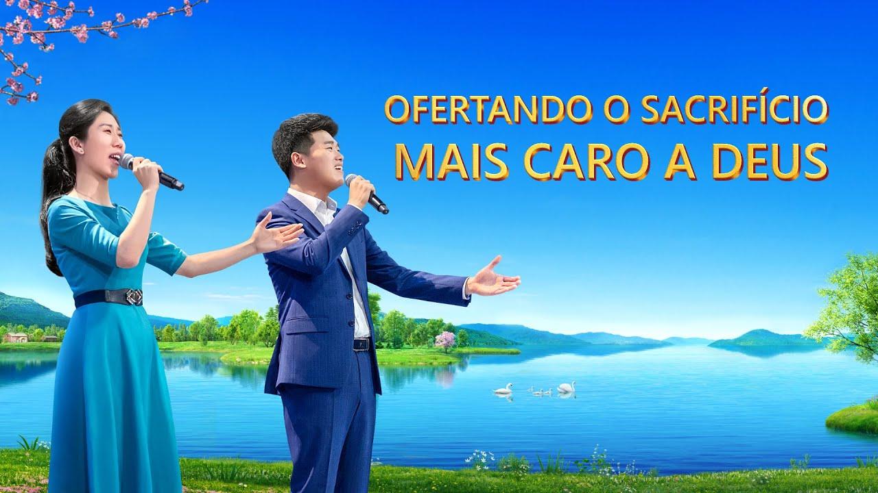 """Música gospel 2020 """"Ofertando o sacrifício mais caro a Deus"""""""