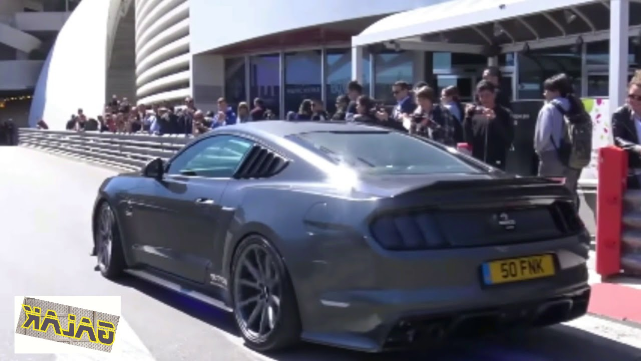 hp sutton cs ford mustang    supercharged youtube