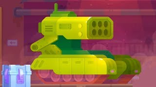 Tank Stars Легендарная арена! Битва танчиков! танк вормс! Танк старс!