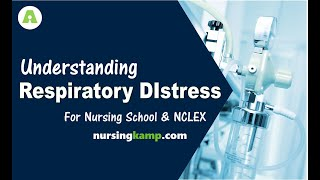 When is Restlessness Hypoxia Assessment Nursing KAMP NCLEX Review 2019