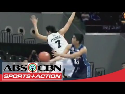UAAP 77: Aquino's assist pass to Villanueva