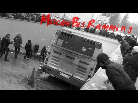 Moscow Bus Ramming (Russia)